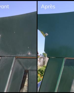 Pack rénovateur peinture menuiseries aluminium